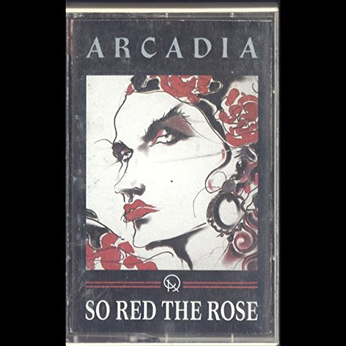 Price comparison product image Arcadia: So Red The Rose Cassette VG++ Canada Capitol 4XV-12428
