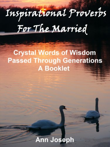Inspirational Proverbs For The Married Kindle Edition By Ann Stunning Inspirational Proverbs
