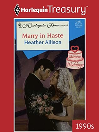 book cover of Marry in Haste