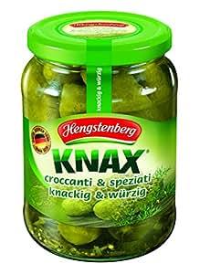 Hengstenberg Knax pepinillos 720ml