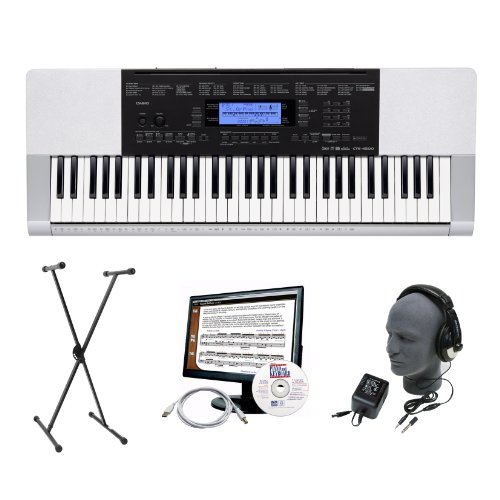 how to connect headphones to keyboard