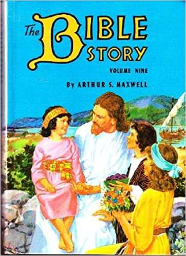 King of Kings (The Bible Story, Volume 9): Arthur Stanley