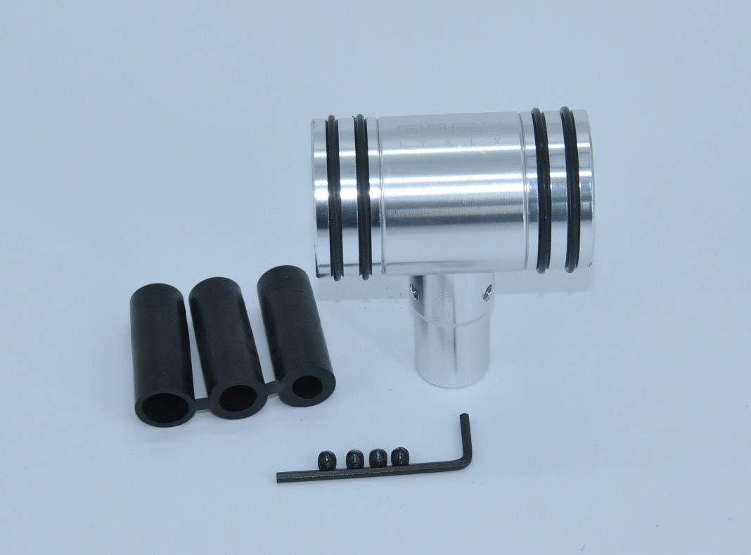 Ekyaomei universel manuel de levier de transmission automatique en T Refited Shift Bouton de t/ête avec adaptateur
