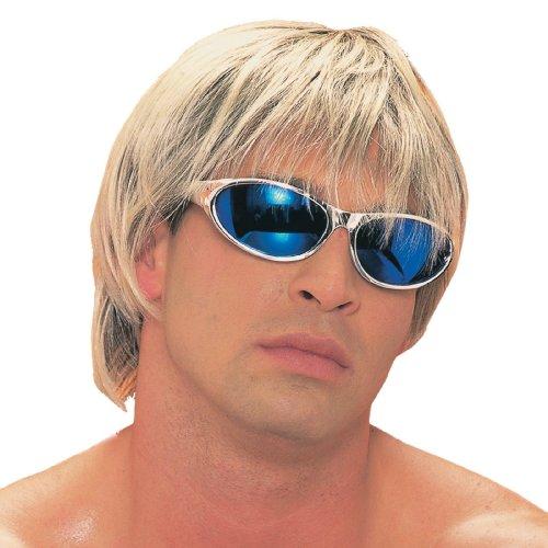 (Surfer Dude Men's Costume Wig)