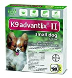 Advantix Flea And Tick Control For Dogs Under 10 Lbs 4 Pack