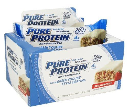 pure protein yogurt bars - 6