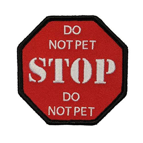 service dog patch stop - 3