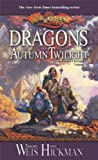 Front cover for the book The Dragonlance Chronicles by Margaret Weis