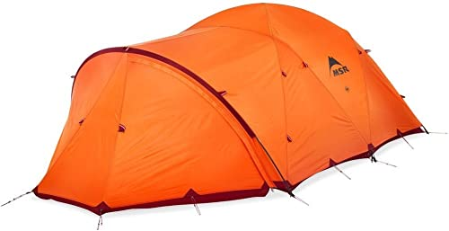 MSR Remote 4-Season 3-Person Mountaineering Tent (2019 Model)