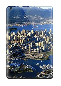 Perfect Vancouver City Case Cover Skin For Ipad Mini 2 Phone Case