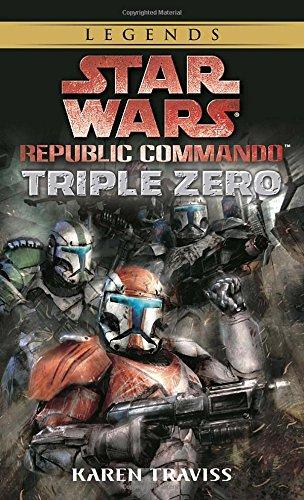 Triple Zero (Star Wars: Republic Commando, Book 2) [Karen Traviss] (De Bolsillo)