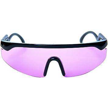 d7ec8eaf77 Happy Hour Skateboards Accelerators Black   Purple Sunglasses   Amazon.co.uk  Sports   Outdoors