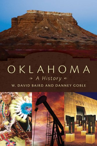 Image result for oklahoma a history david baird