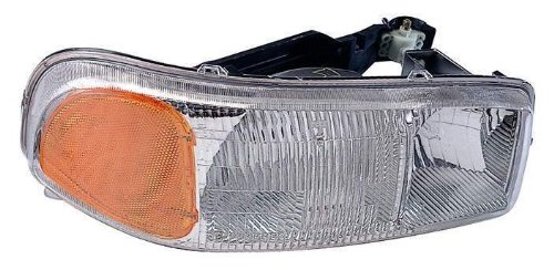 depo-332-1181r-as-gmc-sierra-yukon-passenger-side-replacement-headlight-assembly