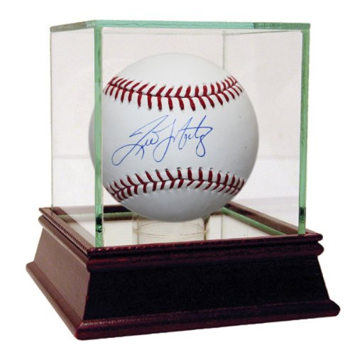 Tino Martinez Autographed MLB Major League Baseball - Case is NOT Included