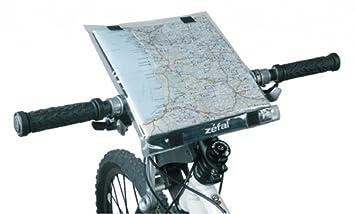 Zéfal - Funda para mapas con accesorios para bicicleta d montaña: Amazon.es: Deportes y aire libre