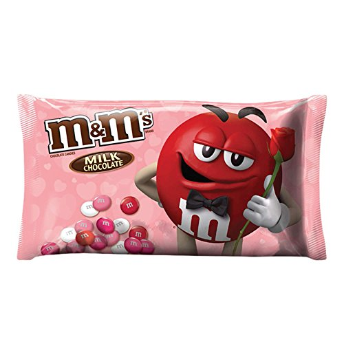 M&M'S Valentine's Milk Chocolate Candy
