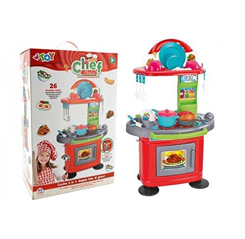 4 opinioni per W'Toy 07264- Cucina, 78 cm