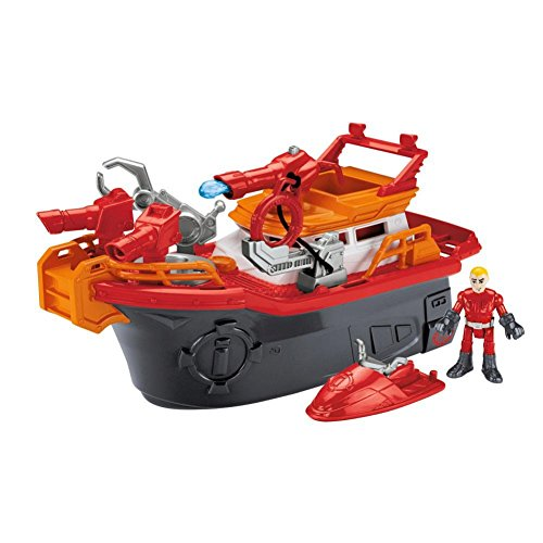 Rescue Fireboat - 5