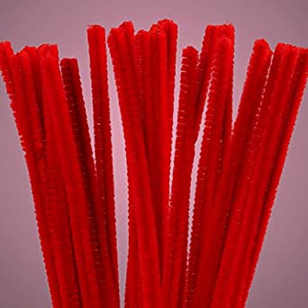"""12"""" RED PIPE CLEANER"""