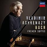 バッハ:フランス組曲 BWV812-817