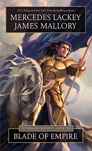 (Blade of Empire: Book Two of the Dragon Prophecy (The Dragon Prophecy Trilogy 2))