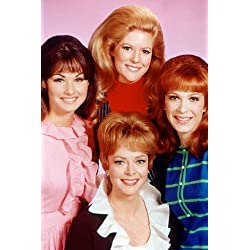 June Lockhart, Meredith MacRae and Linda Henning in Petticoat Junction 24x36 Poster