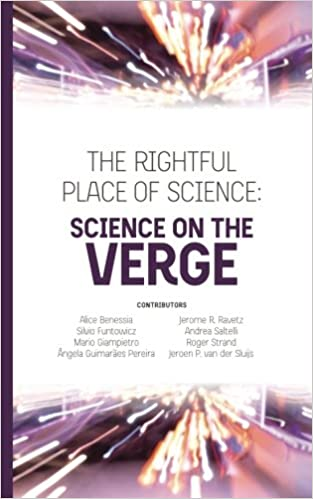Book The Rightful Place of Science: Science on the Verge