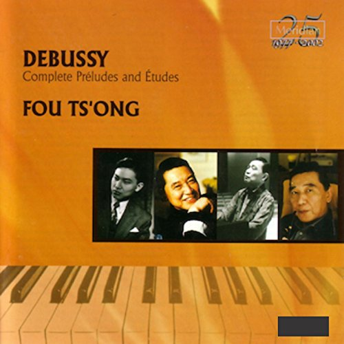 Debussy: Complete Préludes and Études for Piano