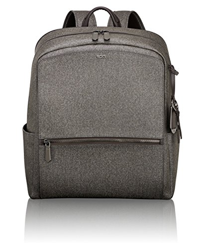 (Tumi Women's Stanton Becca Backpack Laptop, Earl Grey, One Size)