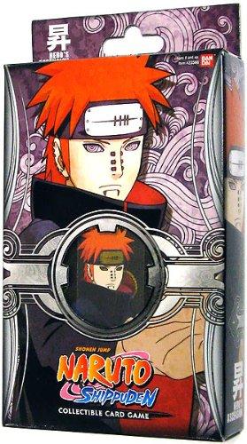 Siblings Fury /& Permapower Naruto Shippuden Card Game Kage Summit Set of Both Theme Decks