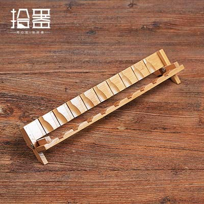 Best Quality - Tea Trays - 1pc Chinese Handmade Bamboo Tea Tray Tea Table Tea Board Puer Teapot Storage Container Cup Plate Kitchen Tool Board Accessories - by Viet SF - 1 PCs]()