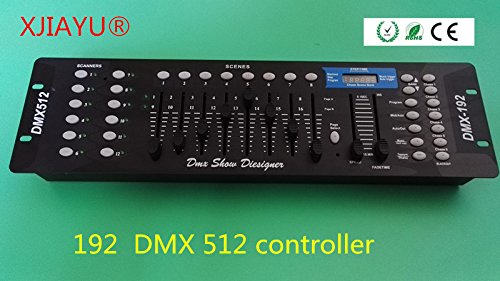 Buy Generic blue 5mx5 : 192 DMX 512 controller/led lighting
