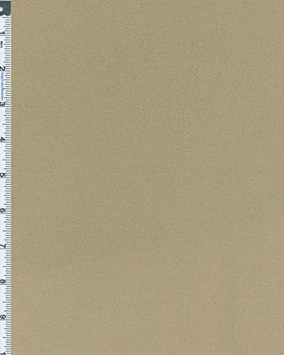 Algodón orgánico de tela de forro polar por el Yard, caqui Arena – Almacén de tejidos: Amazon.es: Oficina y papelería
