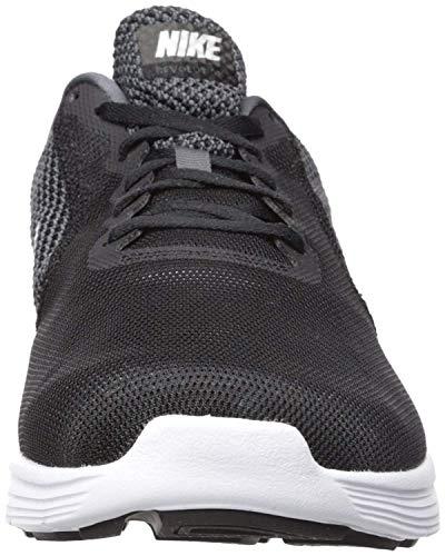 3 Nike Grigio Nero Nike 3 Scarpe Revolution In esecuzione Uomo Aw0cxO5HqO   045352