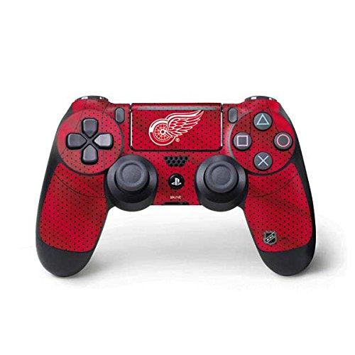 Nhl Skin - Detroit Red Wings PS4 Pro/Slim Controller Skin - Detroit Red Wings Home Jersey | NHL & Skinit Skin