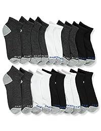 Skechers Boys' 10-Pack Quarter Crew Socks