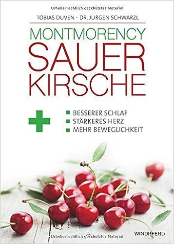 Montmorency Sauerkirsche Buch auf Amazon