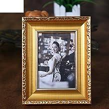 European creative photo frame Table photos box C 10.2x15.3cm(4x6inch)