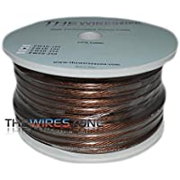 PW-4-100BHQA Black High Quality 4 Gauge 100 Feet Power Battery Cable