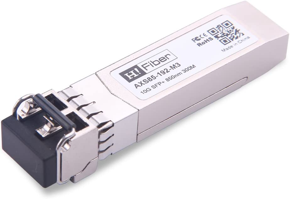 10Gb//s SFP HiFiber for Force10 GP-10GSFP-1S 300m SR Transceiver Module 850nm