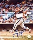 Greg Luzinski Autographed/ Original Signed 8x10