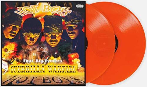 Guerrilla Warfare (Exclusive Club Edition Numbered 2XLP Orange Vinyl) by Cash Money Records