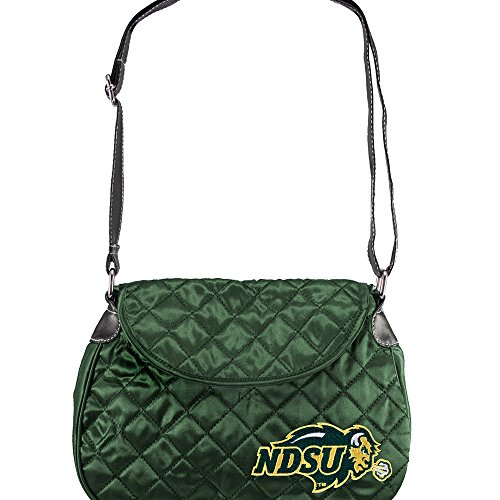 NCAA North Dakota State Bison Quilted Saddlebag