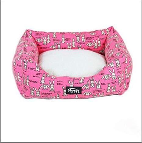 Vivian Inc Sofas & Chairs Dog Bed & Sofas Cat Litter Kennel Teddy Nest Winter Warm