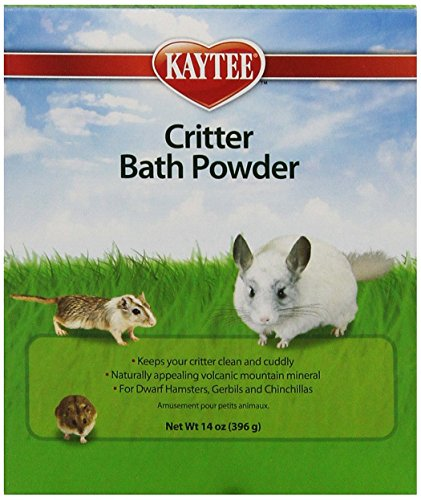 Kaytee - Small Animal Supplies Chinchilla Bath Powder