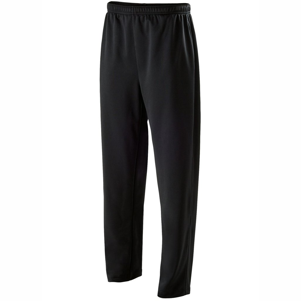 Holloway Dry Excel Performance Fleece Pants (X-Small, Black)