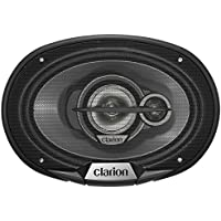 Clarion SRG6933R Multiaxial 3-Way Speaker System, Set of 2