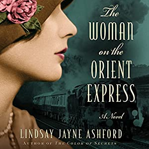 The Woman on the Orient Express Audiobook
