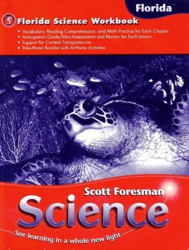 Scott Foresman Science Florida Science Workbook 5th Grade